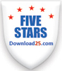 Download25 5 Stars Award
