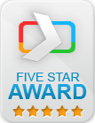 DownloadArea 5 Stars Award