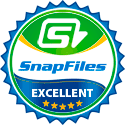 SnapFiles Excellent Rating